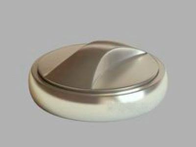 Ручная металлическая оснастка для круглой печати Сатурн 44 (резина 7 мм, диам.44 мм)